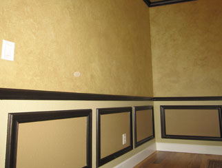 Decorative Interior Design Painting. Specialty Wall Textures Fort Collins