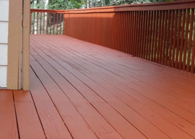 Deck Cleaning Wood