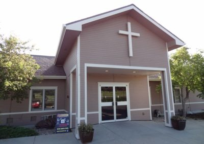 exterior commercial painting church fort collind