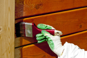coating exterior paint