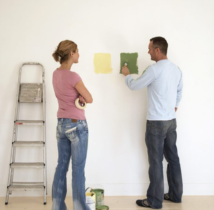 Common Mistakes People Make When Interior Painting